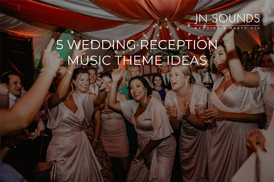 Wedding reception music ideas (Nicki Shea Photography) | JN Sounds