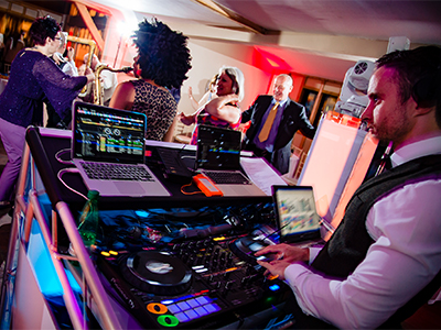 Hertfordshire wedding & party DJ - Who we are | JN Sounds