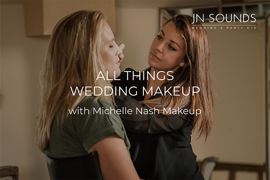 Bedfordshire bridal makeup artist | JN Sounds
