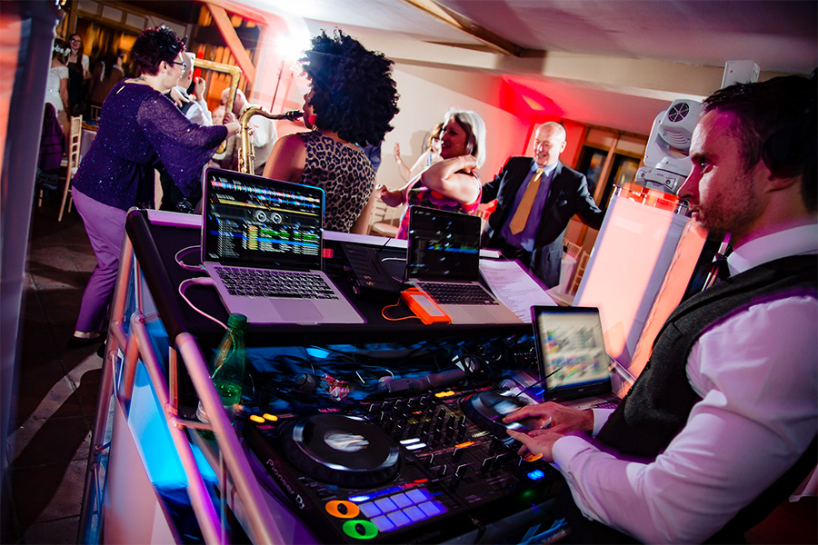 Wedding DJ Dan | JN Sounds
