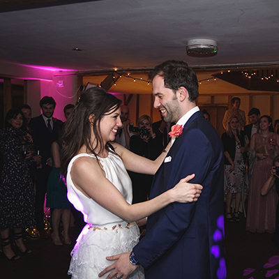 First dance | JN Sounds testimonial photo