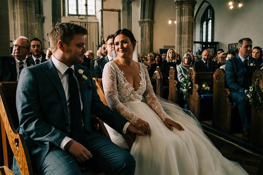 Wedding ceremony, Lee Allison Photography